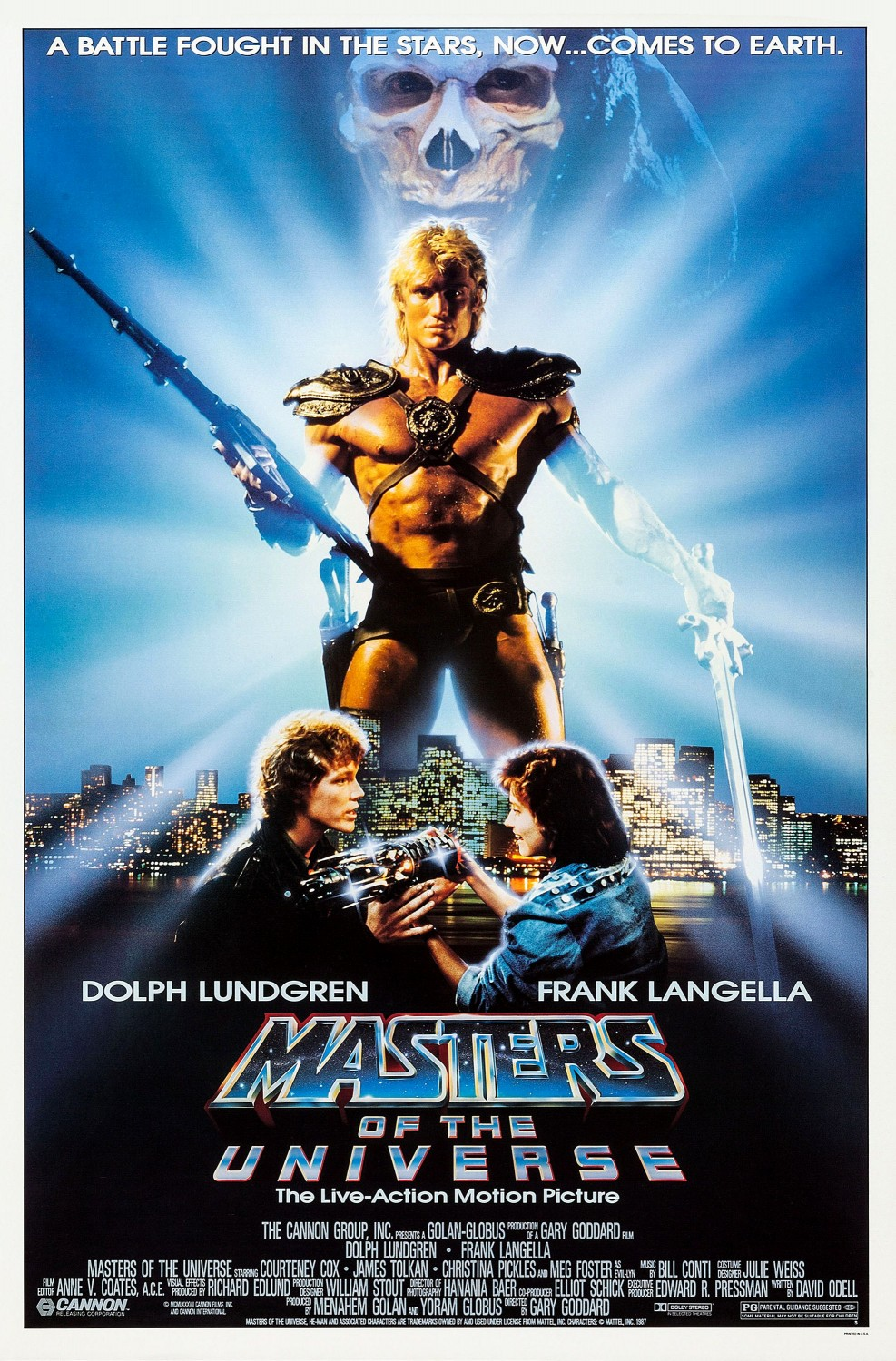 Masters of the Universe 1987 - Full (HD)