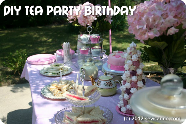 Diy Princess Party