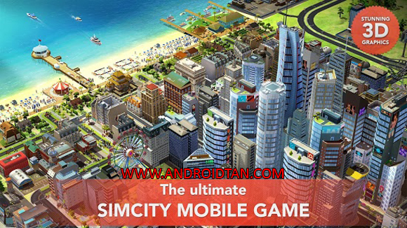 Info Game SimCity Buildlt Apk for Android