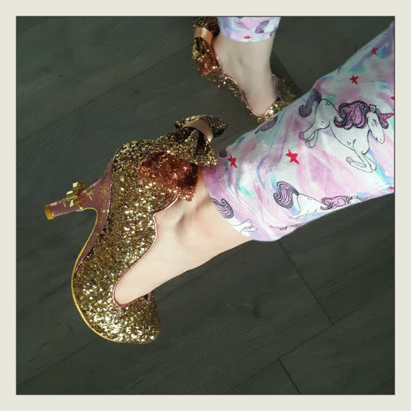 wearing cinderella gracious dreamer irregular choice