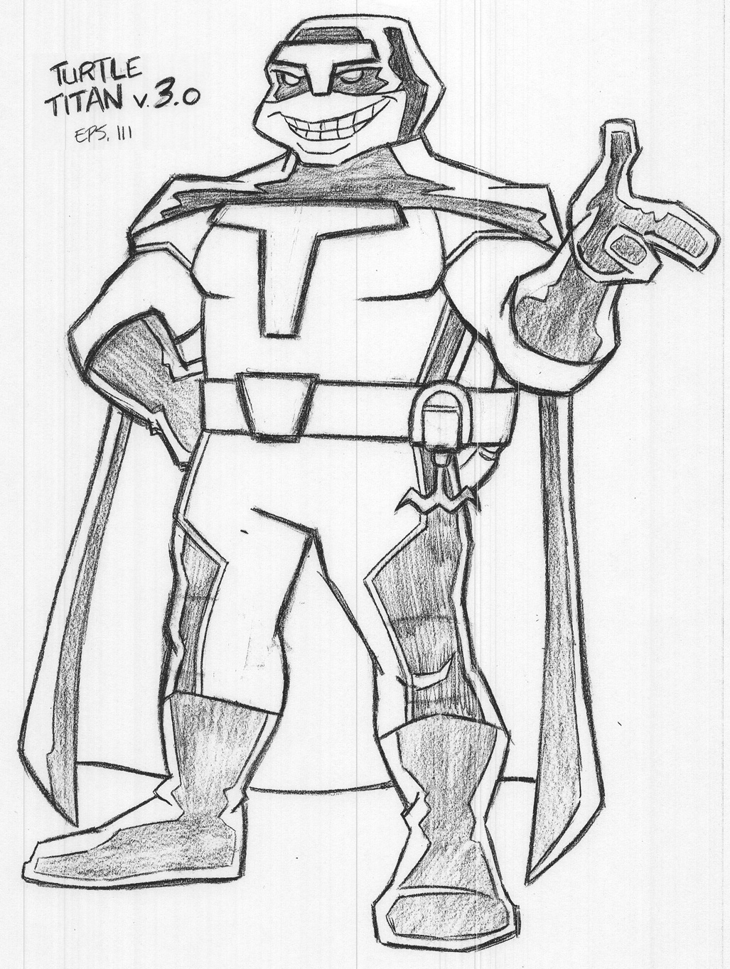 Peter Laird S Tmnt Blog Blast From The Past 493