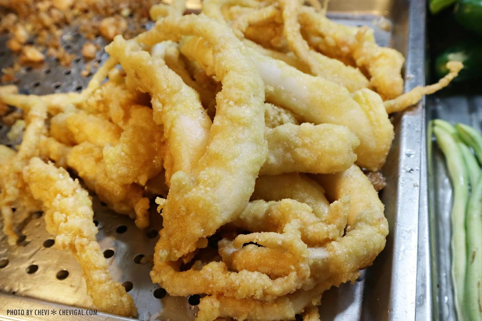IMG 0517 - 台中烏日│香香鹽酥雞。飄香二十年的好滋味。一週只開四天別撲空囉