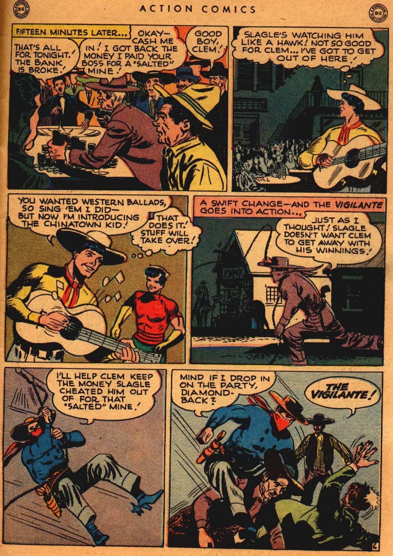 Read online Action Comics (1938) comic -  Issue #108 - 42