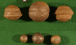 These objects have become known as the Klerksdorp spheres.