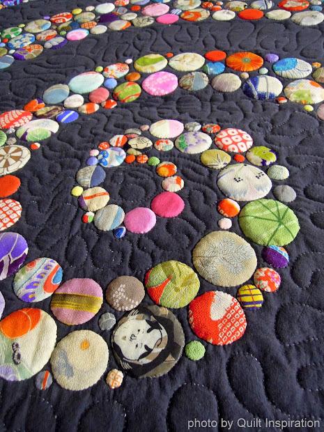 Quilt Inspiration Modern Month Japanese Art Quilts