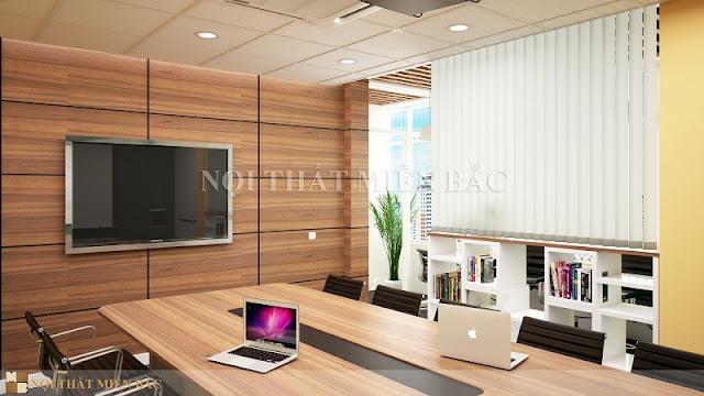 Những sai lầm thường gặp khi bố trí không gian nội thất phòng họp - H1