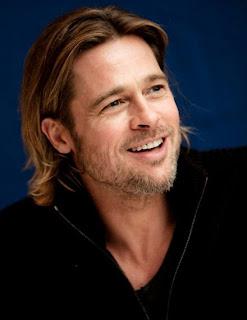 William Bradley Pitt atau yang lebih populer dengan nama Brad Pitt waynepygram.com:  Biografi Daftar Film yang Dibintangi Brad Pitt