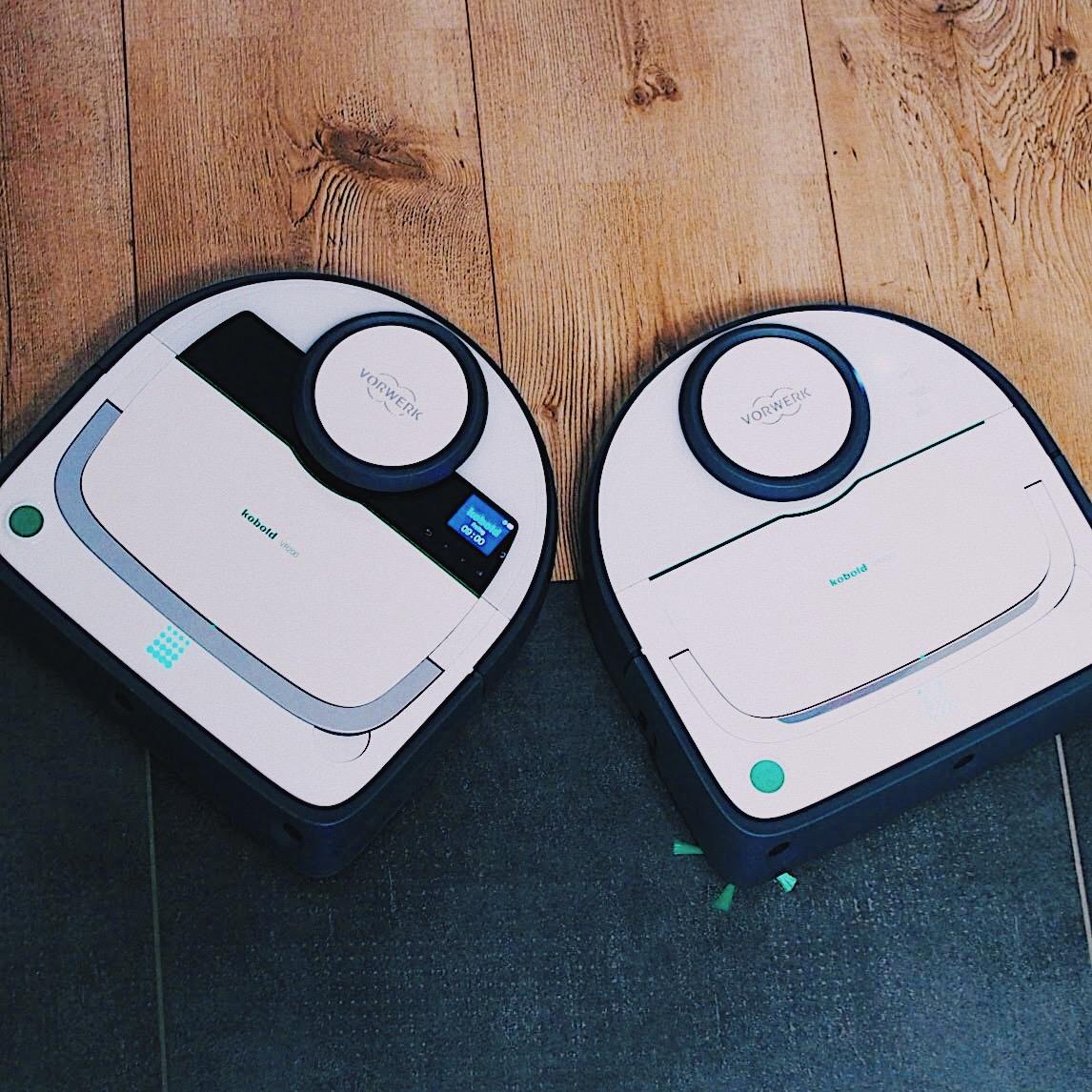 VR 200 und VR300 von Vorwerk in der Gegenüberstellung