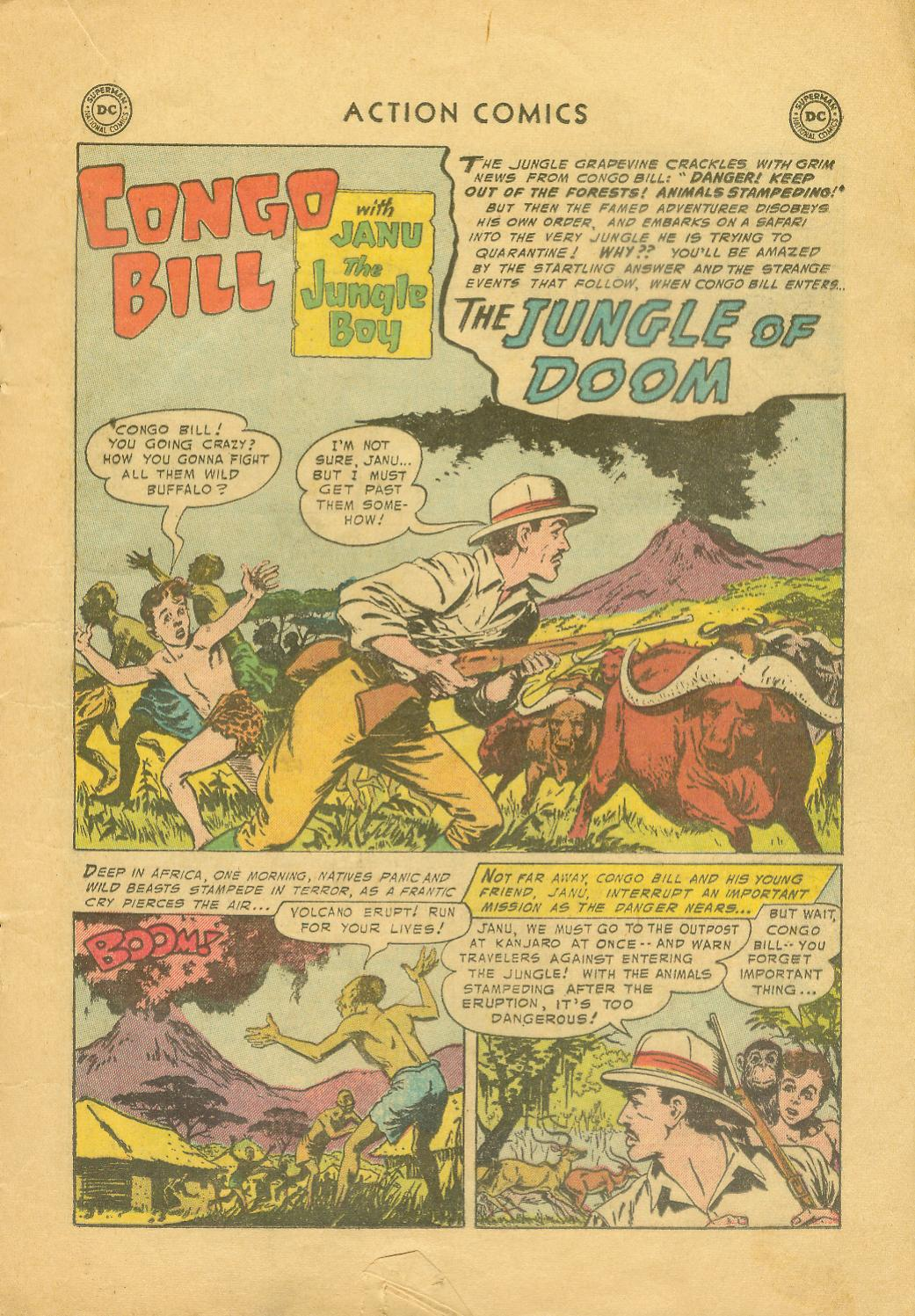 Read online Action Comics (1938) comic -  Issue #216 - 18