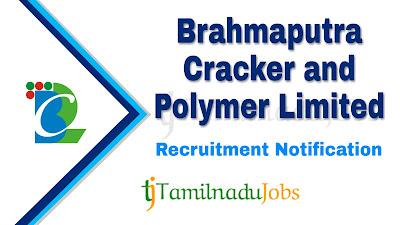 BCPL Recruitment 2019, BCPL Recruitment Notification 2019, Latest BCPL Recruitment update