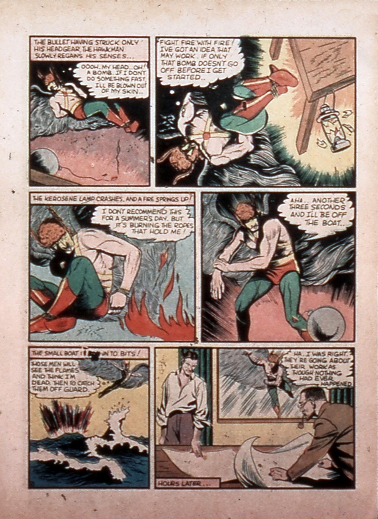 Read online All-Star Comics comic -  Issue #9 - 9