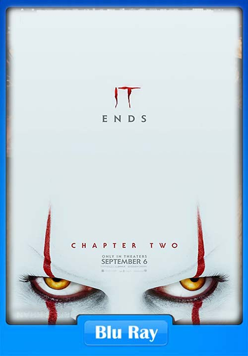 It Chapter Two 2019 Dual Audio Hindi 720p BluRay x264 | 300MB 480p | 100MB HEVC