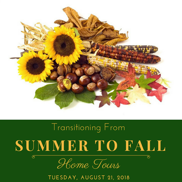 Transitioning from Summer to Fall Home Tours