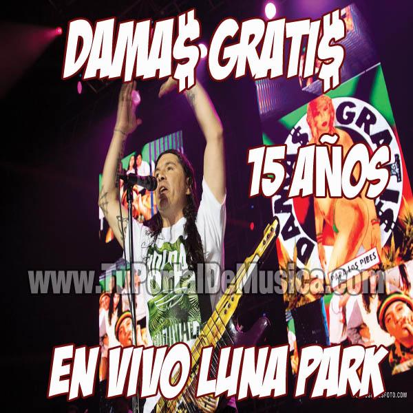 Damas Gratis 15 Años Luna Park (2015)