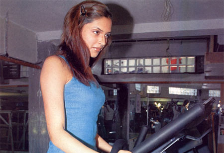 Make Body With Us: Deepika Padukone workouts and diet secrets