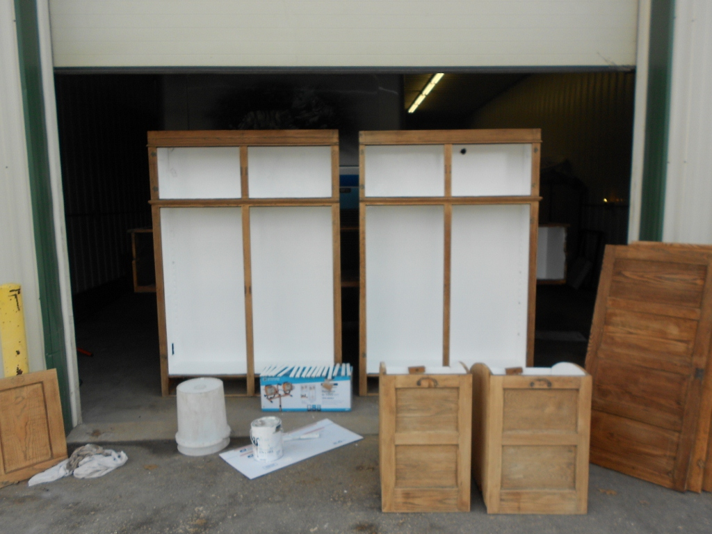 rving the usa is our big backyard old oak cabinets from start to