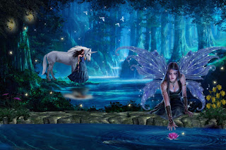 pretty-female-fairies-with-magical-beauty-in-forest-wood-at-night-image.jpg