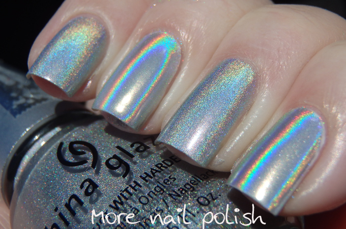 Is By Far The Finest And Smoothest Holo Polish You Can Get Or Not As Case My Be It Looks Like Nothing Compared To Powder