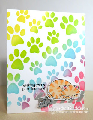 Newton's Antics | Newtons Nook Designs | created by Danielle Pandeline