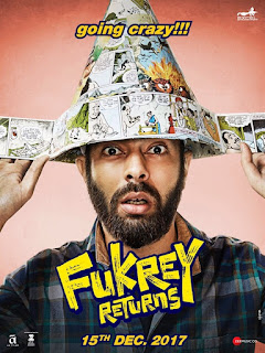 Fukrey Returns First Look Poster 8