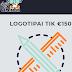 Logotipai - Logotipu kurimas Gera Kaina - tik €150