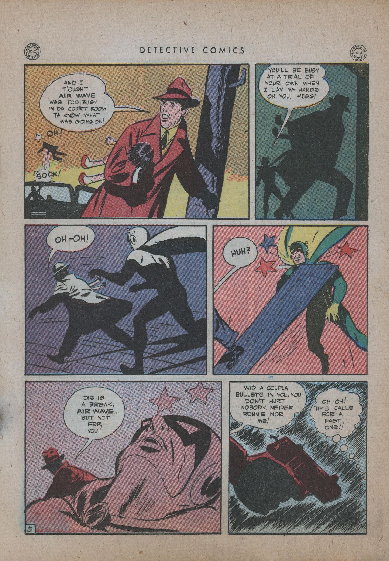 Read online Detective Comics (1937) comic -  Issue #101 - 29