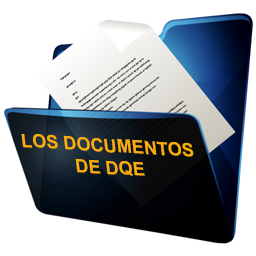 Los documentos de DQE