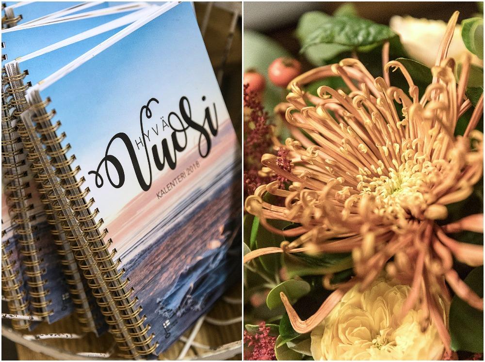 Kirkkonummen Kukka, Kataikko, valokuvauskurssi, Kirkkonummi, Visualaddict, Frida Steiner, valokuvaaja, kukka, kukat, viherkasvit, kukkakimppu, valokuvaus, Frida S Visuals, Hyvä Vuosi, kalenteri 2018, kuvakalenteri