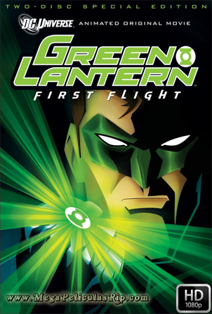 Linterna Verde Primer vuelo 1080p Latino