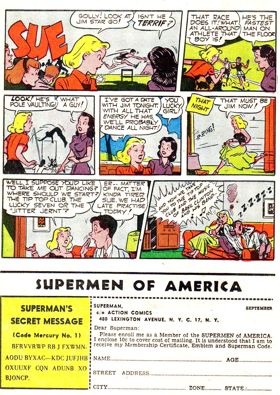 Read online Action Comics (1938) comic -  Issue #172 - 32