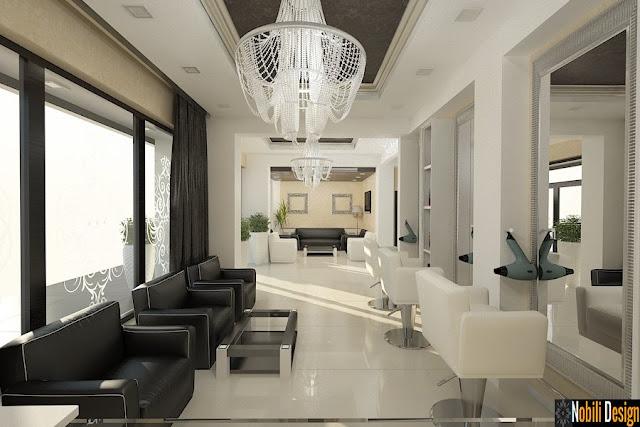 Amenajari interioare salon de infrumusetare | Nobili Interior Design | Archinect