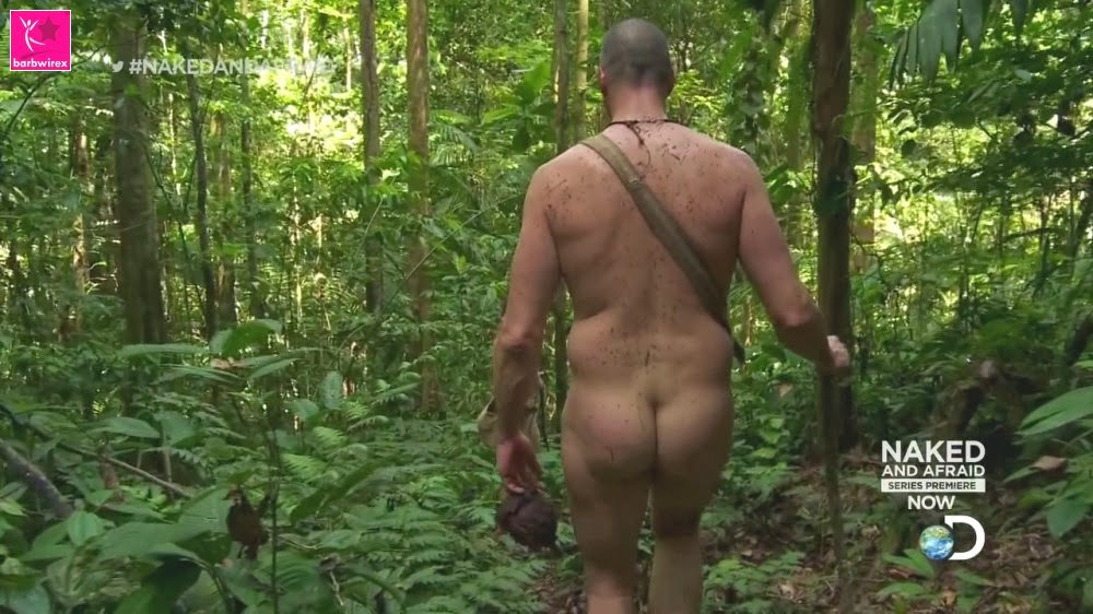 And uncenored naked afraid