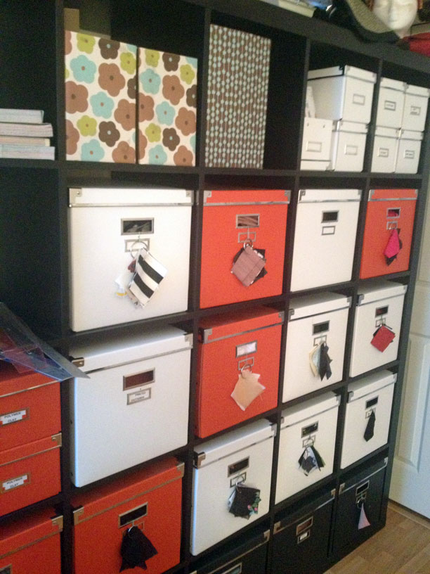 Reorganizing Room: The Sewing Lab: Sewing Room Reorganization