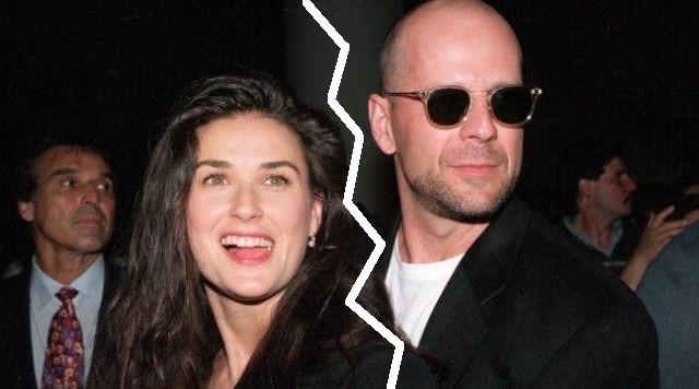 Bruce Willis e Demi Moore (Imagem: Reprodução/Internet)