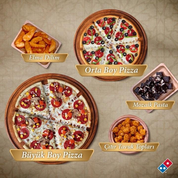 dominos pizza ramadan iftar menu kampanya