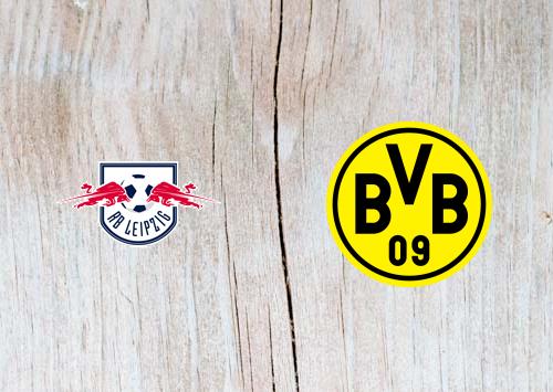 RB Leipzig vs Borussia Dortmund Full Match & Highlights 19 January 2019