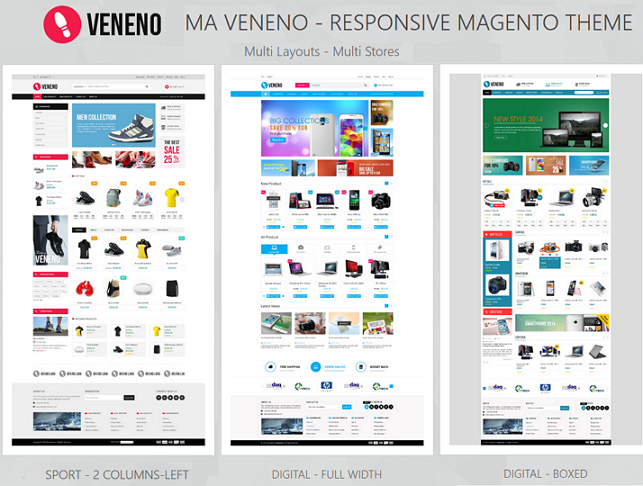 themeforest Multipurpose Responsive Magento Theme