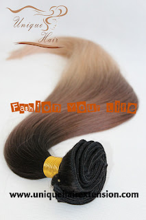 balayage color virgin clip hair factory price