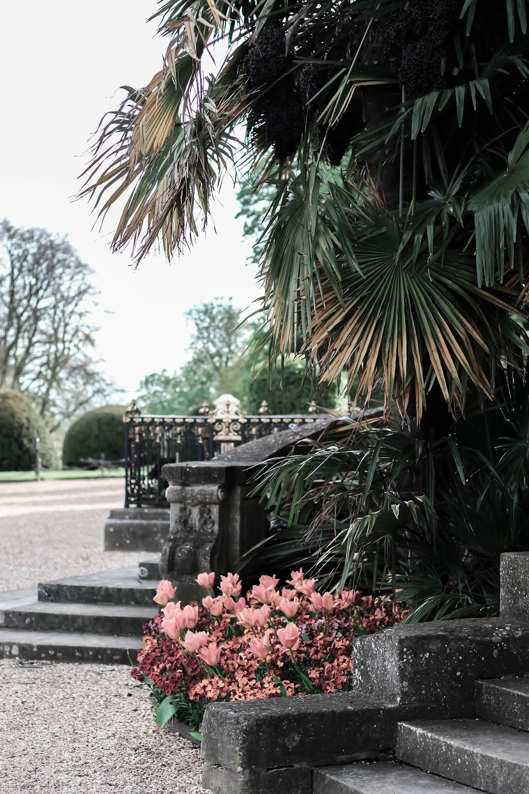 Waddesdon Manor in Spring Photography Travel Blogger