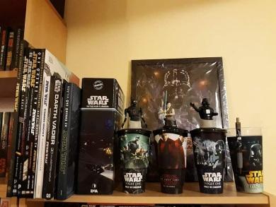Andrejkovics Péter Star Wars könyvek 2.
