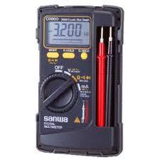 Jual Sanwa Cd800 Multimeter Harga Murah