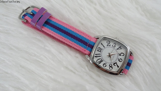 NEW! Brilliantly Bright Stripe Watches | Avon