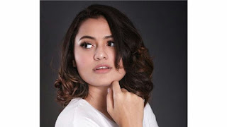 Pemeran wanita di FTV Bonita Bikin Hatiku Tepotek Potek