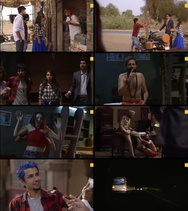 TVF Tripling S01E04 Aage Tiraaha Hai 720p WEBRip