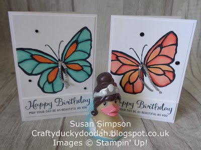 Craftyduckydoodah!, Beautiful Day, June 2018 Coffee & Cards Project, Stampin' Up! UK Independent  Demonstrator Susan Simpson, Supplies available 24/7 from my online store, #stampinupuk, #lovemyjob,