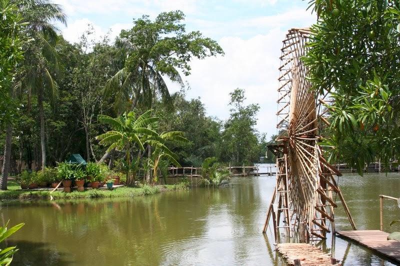 Binh Quoi tourist village 5