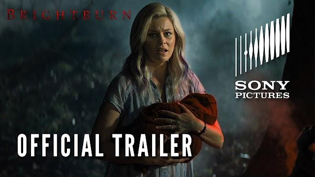 """Noul trailer """"Brightburn"""" transformă originele lui Superman într-un film Horror"""