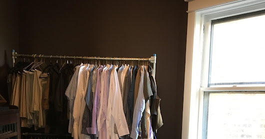 A Tale of Two Closets