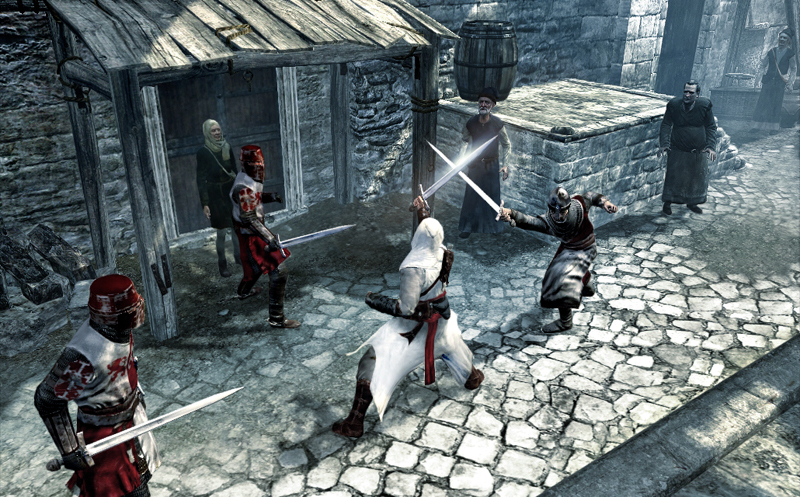 Assassin's Creed 1 Free Download PC Games