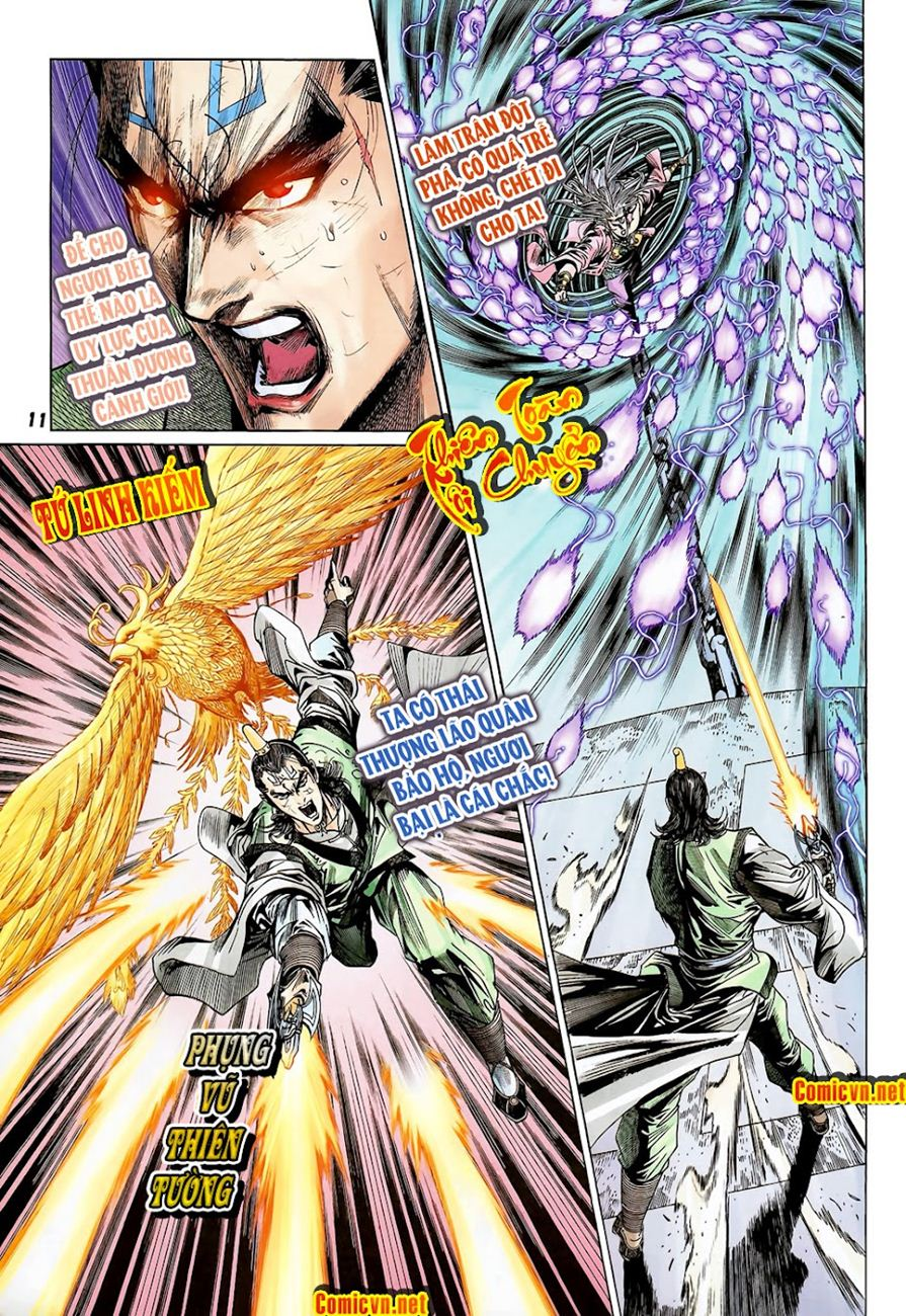 Đại Đường Uy Long chapter 82 trang 21